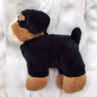 #ImlekHoki Dog Plush Toy