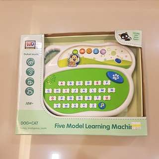 Toddler Educational Learning Toy Machine [Brand New]
