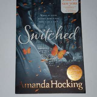 Amanda hocking - switched