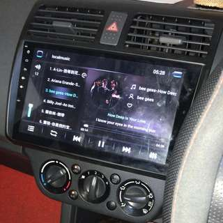 10.2 inch Android Headunit for Suzuki Swift