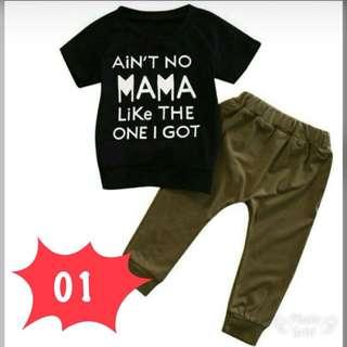 Shirt + Pants