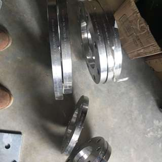 Stainless steel SS304 flange for water pipe