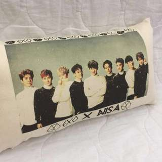 EXO Pillow With Your Name