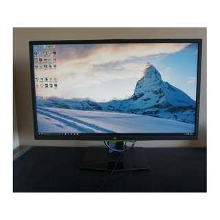 "VIEWSONIC 27"" FAST ACTION 165HZ NVIDIA G-SYNC TECHNOLOGY GAMING MONITOR"