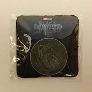 限量版黑豹(電影)幣 / Black Panther (the movie) coin