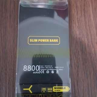 BN slim 8800mAh portable charger