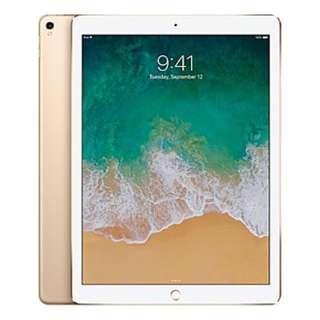 "iPad Pro 12.9"" 256GB 金色 全新行貨"