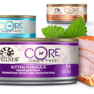 Wellness Core Cat Canned Food 5.5oz