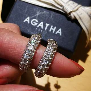 Agatha ear ring