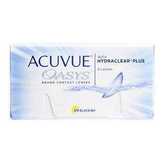 Acuvue Oasys Contact Lenses (Bi-Weekly)