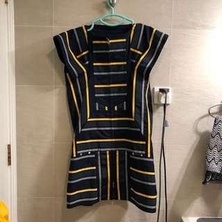 Sacai dress very nice (size 1)