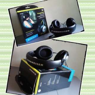 Sennheiser Headset (Authentic 100% Legit) reprice from P1,150 to 1k... grab it now 😊 MARKDOWN!!!