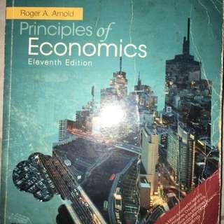 Principle of economics