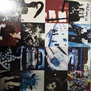 U2-Actung Baby Vinyl