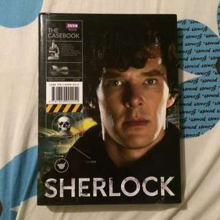 SHERLOCK BBC THE CASEBOOK