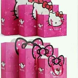 Hello Kitty Pink Paper Bag Better Than Melody Cooking Pot Blender Samsonite