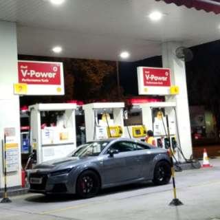 AUDI TT 2.0T COUPE 55 TFSI quattro MK3 2015