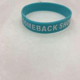 Exo wristband