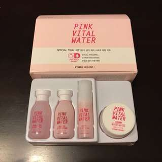 #Huat50Sale Etude House Pink Vital Water