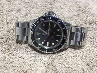 勞力士 Rolex Submariner 5513 Maxi 4 期面 6M 5512 1680