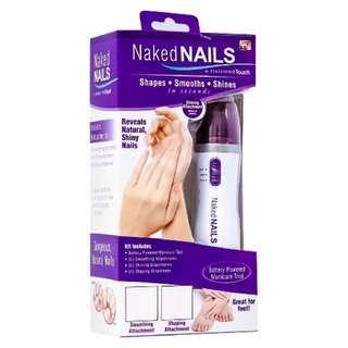 Naked Nails Manicure Kit
