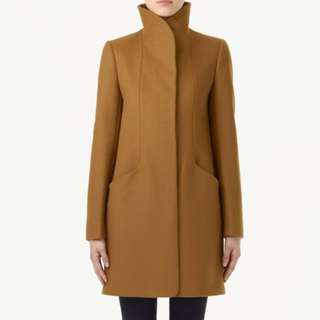 Wilfred Cocoon Coat - Constant Camel - XS