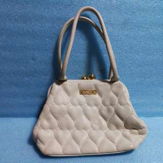 90% new Vintage Milky Moschino Tote Bag