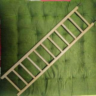 11 step wooden bird ladder for sale/trade