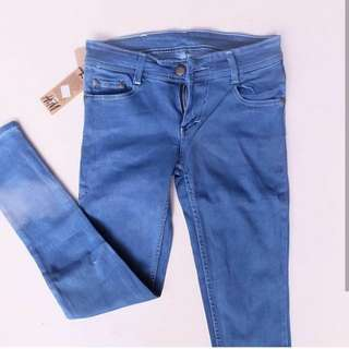 H&M Jeans Basic Dark Blue