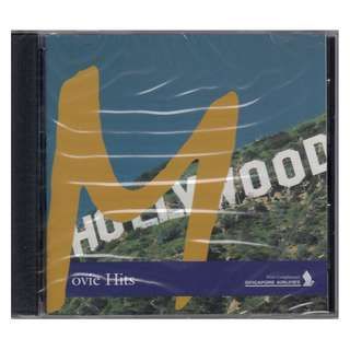 Various Artists: <Movie Hits> 1995 CD (Brand New)