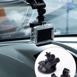 Car Camera Holder : Black