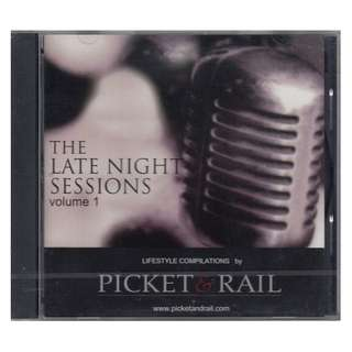 Various Artists: <The Late Night Sessions Volume 1> 2002 CD (Brand New)