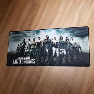 Player Unknown's Battlegrounds Mousepad