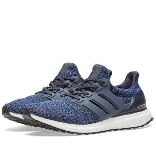 abb009bfe Adidas Ultra Boost 4.0 - Legend Ink and Black