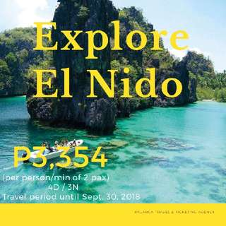 El Nido Package (3D/2N)