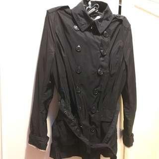 Burberry coat 短褸 新