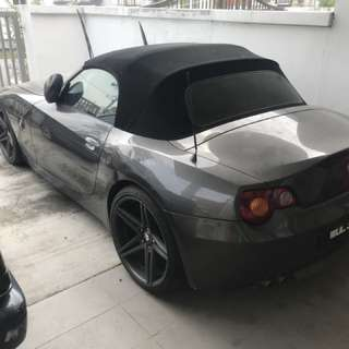 Bmw z4 sale fir part