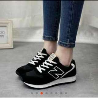 全新 韓版N字鞋 38/24號版型偏小
