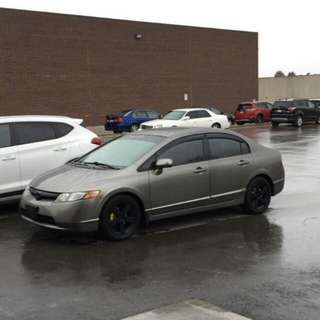 Honda civic 2007 manual