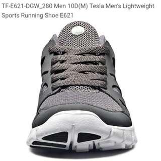 TF-E621-DGW_280 Tesla Men's Lightweight Sports Running Shoe E621
