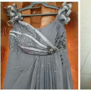 Pre Loved Gown(gray)
