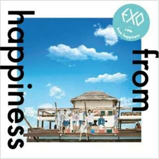 [MYGO/Preorder] EXO From Happiness DVD