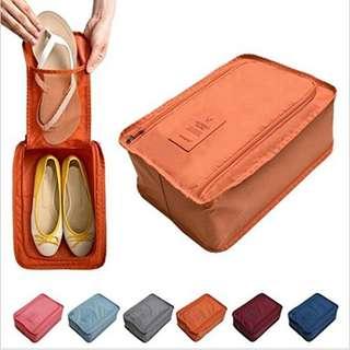 Korean Monopoly Shoes Pouch Bag Organizer Travelling
