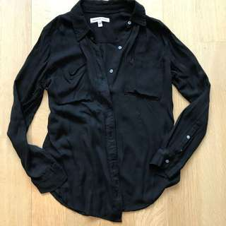 Abercrombie Relaxed Button Down