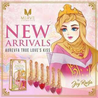 Merve Aurevfa true love kiss ( corming soon) place your order now!