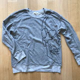 Urban Outfitters Skull Sweater