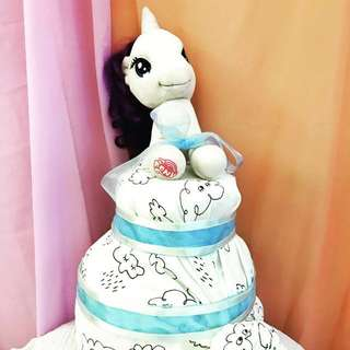 Diapercakes (handmade with love)