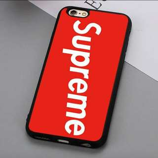 Red Supreme Case