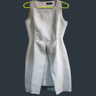 EZRA Layered Luxe Dress