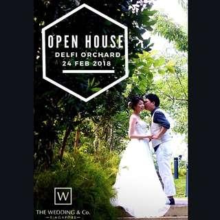 Open House of Bridal studio